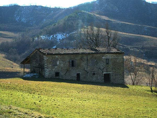 Casa colonica restauro