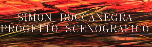 Simon Boccanegra progetto